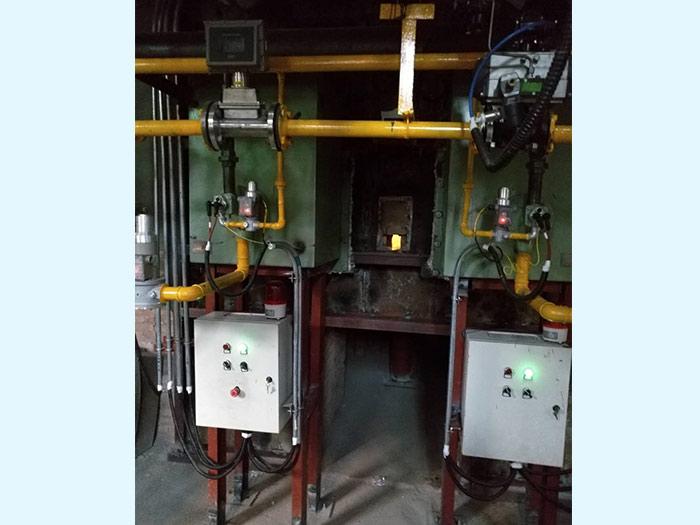蓄热式燃烧器