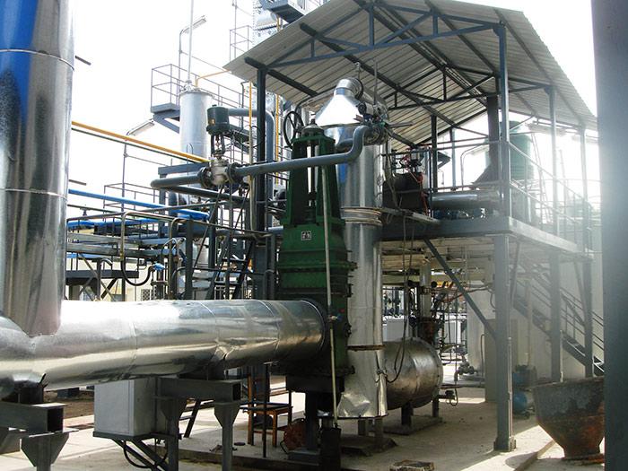 极限节能与环保型页岩炼油干馏煤气蓄热式燃烧与高放换热系统(抚矿)