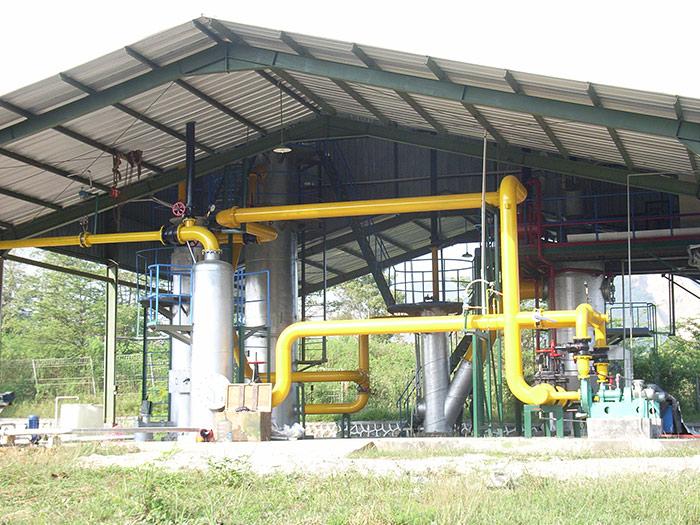 印尼煤气站