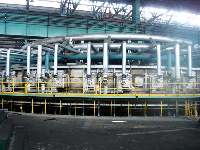 环形炉(延吉化工厂)