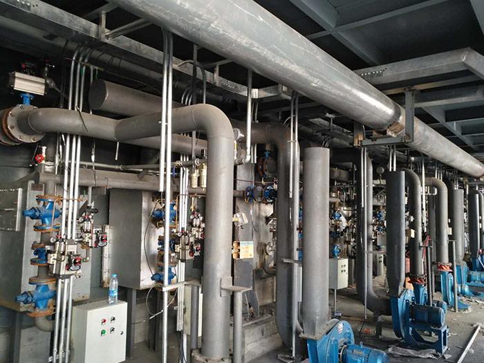 海格力斯中标扬州市华翔有色金属有限公司坩埚炉搬迁、蓄热式节能改造项目