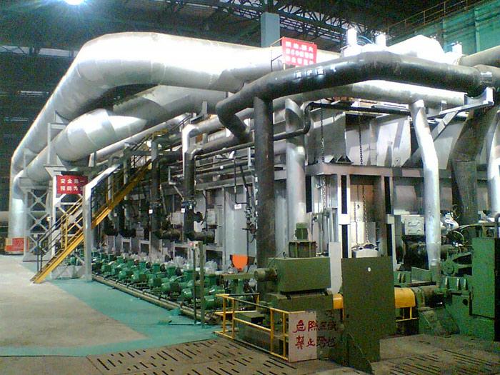 海格力斯中标唐山宝翔化工产品有限公司节能蓄热式低氮氧化物改造项目