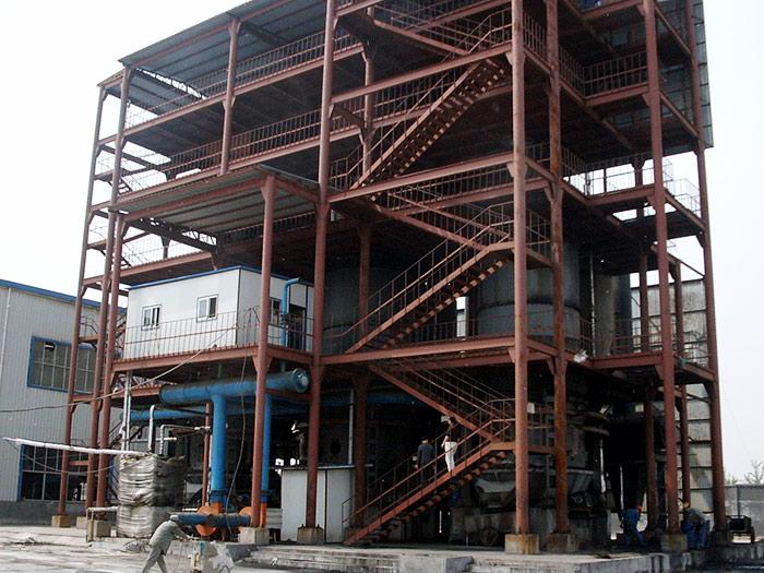 发生炉煤气站 (印尼钙业公司)
