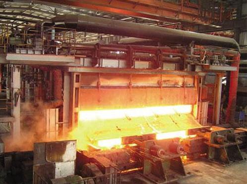 朝阳市汇洋实业有限公司高效节能燃热煤气烟气发生器工程顺利验收。